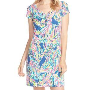 Lilly Pulitzer Palmira Pima Cotton Shirt Dress S
